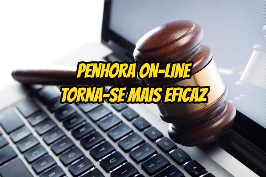 Penhora on-line