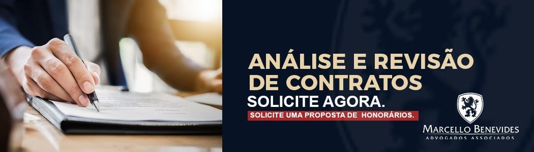 Análise e revisão de contratos - Solicite agora.